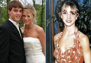 These Super Awkward Celebrity Prom Photos Are Priceless