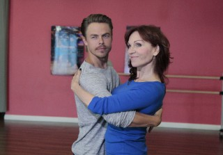 Derek Hough Denies Tension With \'DWTS\' Partner Marilu Henner