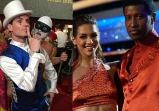 Vanilla Ice, Babyface Respond to 'DWTS' Season 23 Week 4 Elimination