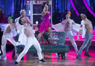 5 'DWTS' Week 4 Dances That Slayed the 'Cirque' Theme (VIDEOS)