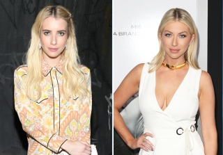 Emma Roberts Wants Stassi Schroeder on 'Scream Queens' Season 2