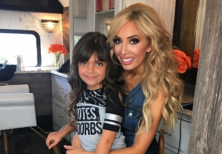 Farrah Abraham on Sophia's New Business, Teaching Her About Sex