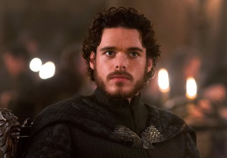 "Game of Thrones' Richard Madden Talks Robb's Rumored ""Lord Stoneheart"" Return"