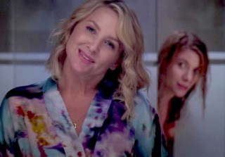Jessica Capshaw Hypes Grey's Anatomy's Arizona-Leah Reunion