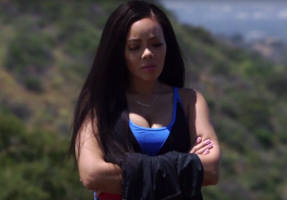 Exclusive — Angela Simmons Refuses To Discuss Romeo in <I>GUHH</i> Sneak Peek