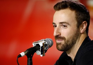 'DWTS' Star James Hinchcliffe Breaks Silence on Near-Fatal Crash