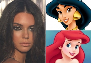 Kendall Jenner Describes Each Kardashian Sister as a Disney Princess (PHOTOS)