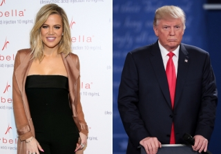 "Donald Trump Called Khloe Kardashian a ""Piglet"" & the ""Ugly Kardashian"" — Report"