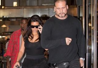 Kim Kardashian's Bodyguard Is Millions of Dollars in Debt — Report