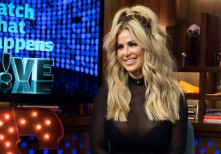 Kim Zolciak Slammed For Posting Controversial Photo of 2-Year-Old Daughter