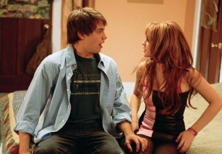 'Means Girls' Stars Lindsay Lohan and Jonathan Bennett Reunite