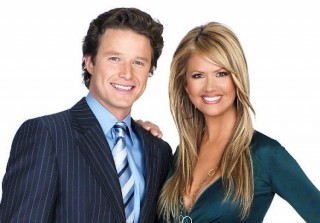 The Trump Tape Fallout Is Awful For Nancy O'Dell and Billy Bush