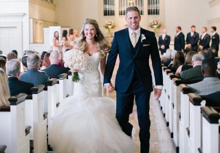 15 Gorgeous Pics From Nikki Ferrell's Wedding to Tyler Vanloo (PHOTOS)