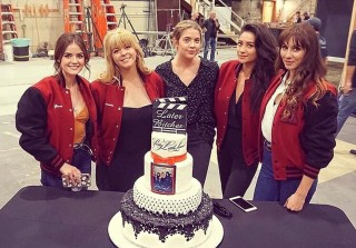 'Pretty Little Liars' Cast Say Tearful Goodbyes As Series Finale Wraps