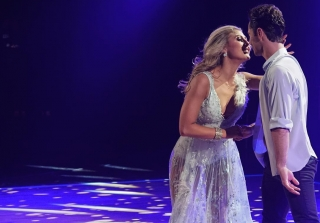 Sasha Farber and Emma Slater Got Engaged Live on 'DWTS' (UPDATE)