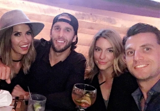 Kaitlyn Bristowe & Shawn Booth Bond With Whitney Bischoff & Fiancé! (PHOTOS)