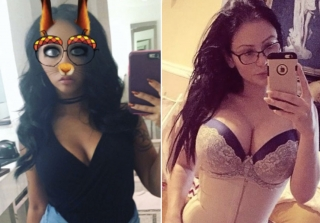 See Snooki\'s & JWOWW\'s Boob Jobs Before & After (PHOTOS)