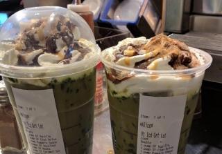 8 Starbucks Secret Menu Items We'll Never Drink — Baby Vomit?! (PHOTOS)