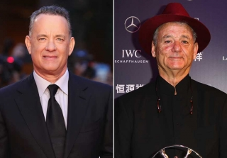 The Internet Literally Has No Idea If This Is Tom Hanks or Bill Murray (PHOTO)