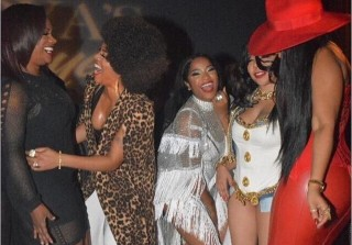 A Look Inside Toya Wright's Pimps and Hos Birthday Party (PHOTOS)