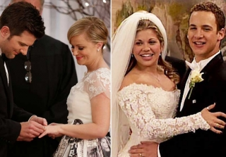 The Official Ranking of TV Wedding Gowns, From Best to Worst (PHOTOS)