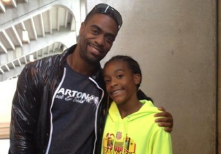 Father-Son Duo Arrested After Tyson Gay's Daughter Shot Dead