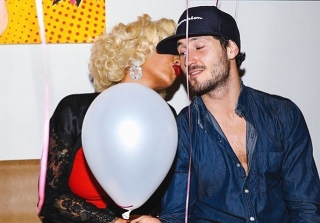 Val Chmerkovskiy Plays Coy About Amber Rose Dating Rumors