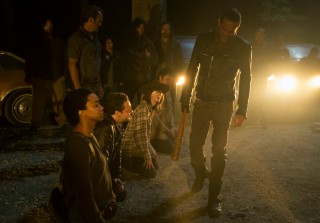 'Walking Dead' Season 7 Premiere Was Thisclose To Making Ratings History