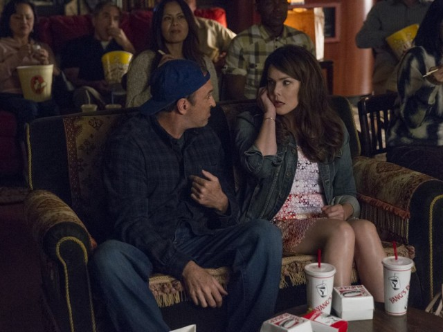 Gilmore Girls' Date Night With Mom — Netflix